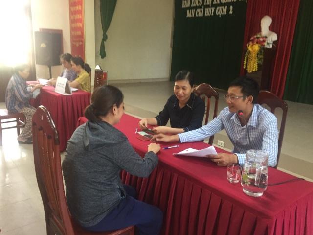 Quảng Trị triển khai hỗ trợ nhóm đối tượng hộ kinh doanh, người lao động - 3