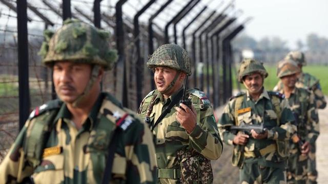 Nổ súng ở biên giới Ấn Độ - Pakistan - 1