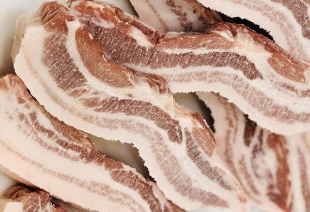 Thịt lợn Nhật về Việt Nam, hàng đông lạnh giá 1 triệu đồng/kg - 1
