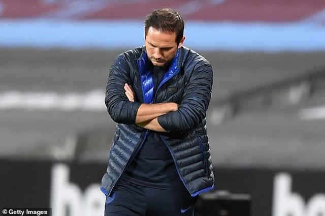 HLV Lampard thất vọng khi Chelsea mất cơ hội lọt vào top 3 - 2
