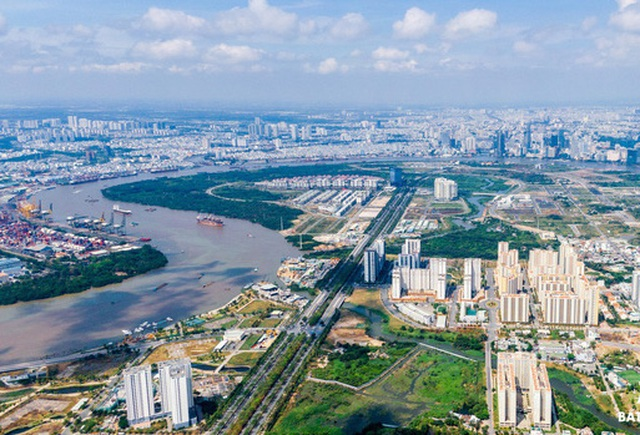 Nhà đất Sài Gòn: Giá bán tiếp tục tăng, xác lập kỷ lục mới - 1