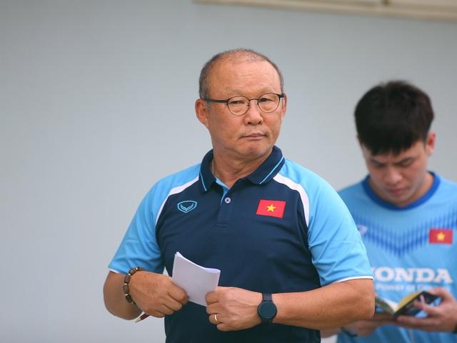 """HLV Park Hang Seo: """"Lứa U22 Việt Nam không mạnh như thời Công Phượng"""" - 1"""
