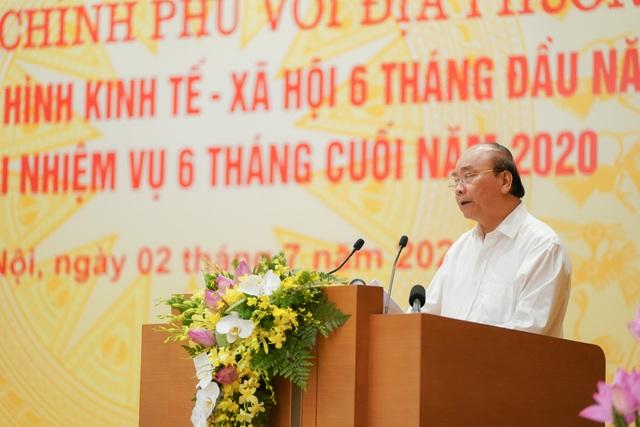 Thủ tướng: Các tỉnh đi xin dự án thì quyết liệt, vào việc lại đùn đẩy (!?) - 1