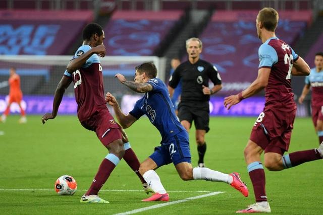 Nhìn lại trận thua đắng ngắt của Chelsea trên sân West Ham - 6