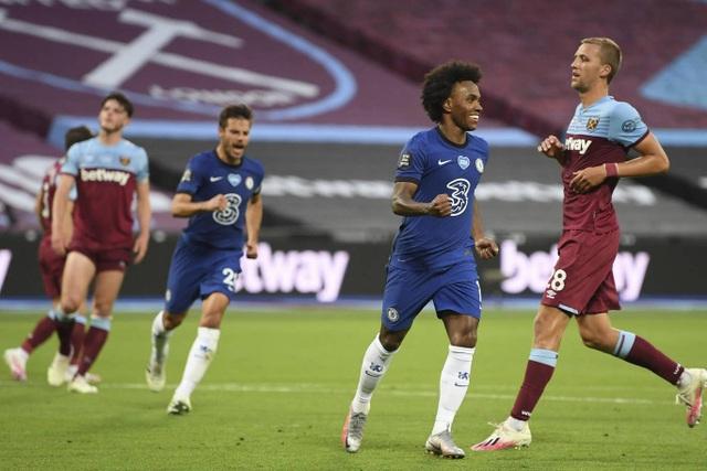 Nhìn lại trận thua đắng ngắt của Chelsea trên sân West Ham - 8