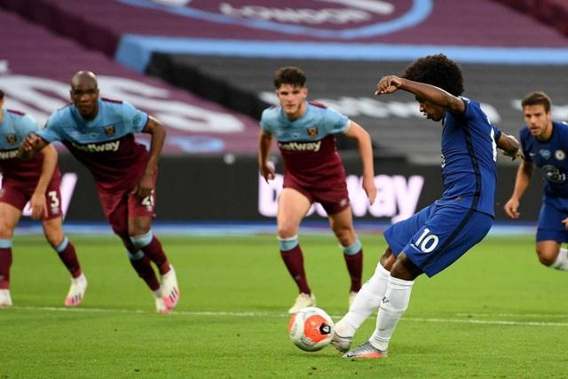 Nhìn lại trận thua đắng ngắt của Chelsea trên sân West Ham - 7