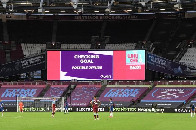 Nhìn lại trận thua đắng ngắt của Chelsea trên sân West Ham - 5