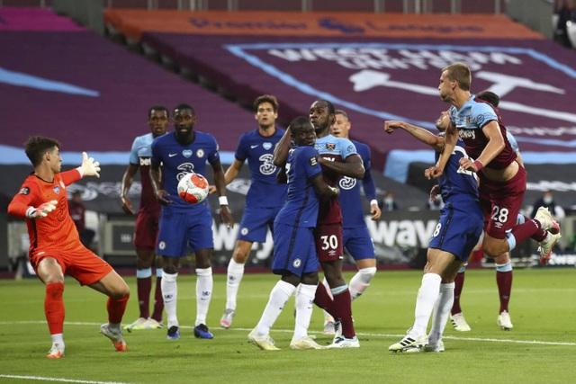 Nhìn lại trận thua đắng ngắt của Chelsea trên sân West Ham - 10