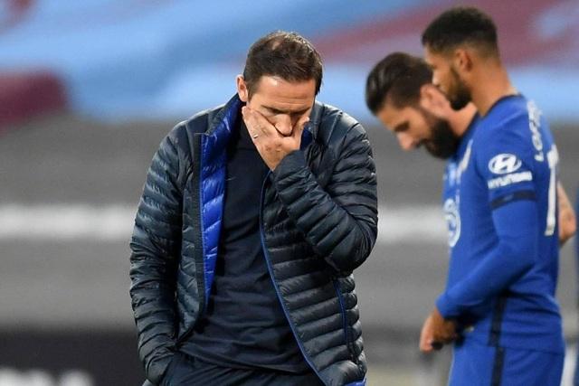 Nhìn lại trận thua đắng ngắt của Chelsea trên sân West Ham - 13