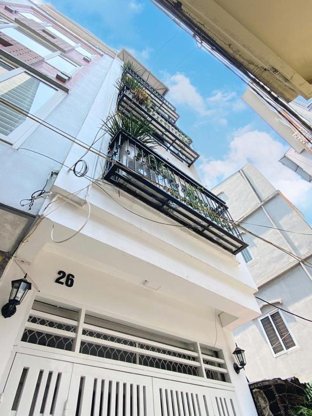 Ông bố Hà Nội cải tạo nhà 5 tầng chưa đến 100 triệu đồng, ai cũng trầm trồ - 13