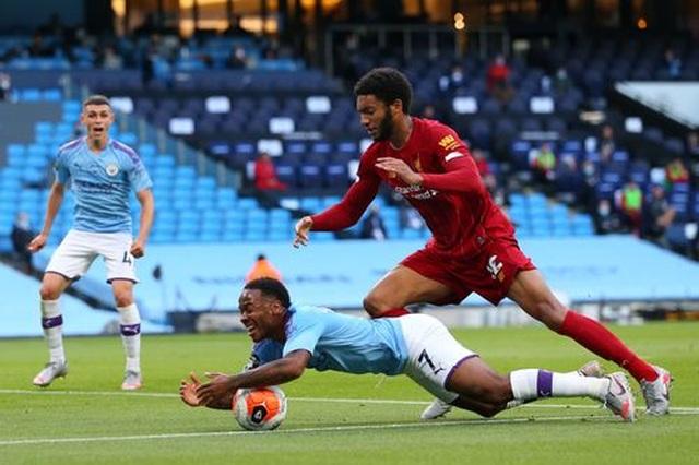 Những khoảnh khắc thất bại đắng chát của Liverpool trước Man City - 6