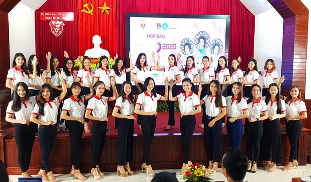 30 nữ sinh xinh đẹp tranh tài Hoa khôi Đại học Huế 2020 - 2