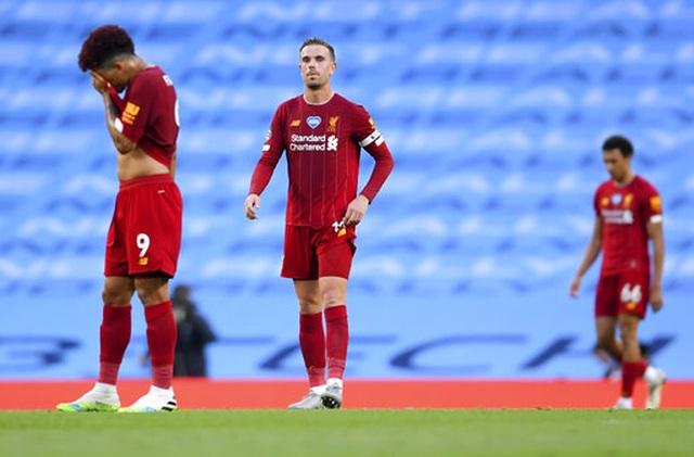 Những khoảnh khắc thất bại đắng chát của Liverpool trước Man City - 15