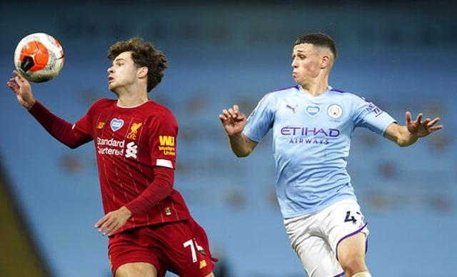 Man City 4-0 Liverpool: Nhà ĐKVĐ nhận trái đắng - 3