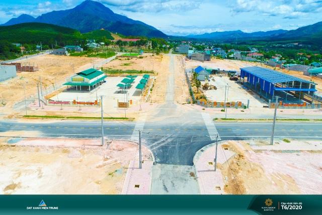 """""""Bắt sóng"""" cơ hội đầu tư đất nền Kon Tum với dự án Sun GardenKonTum - 2"""