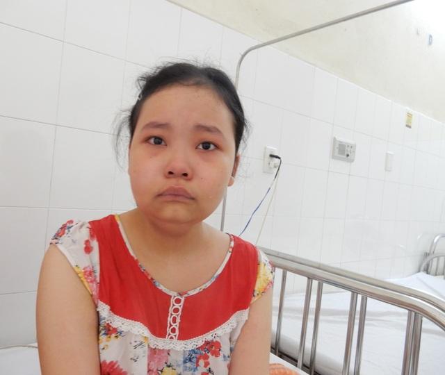 Cô học trò gồng mình chiến đấu bệnh tật, nghẹn ngào mơ ước ngày được đi học - 4