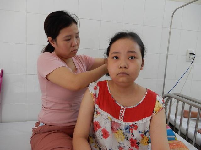 Cô học trò gồng mình chiến đấu bệnh tật, nghẹn ngào mơ ước ngày được đi học - 5