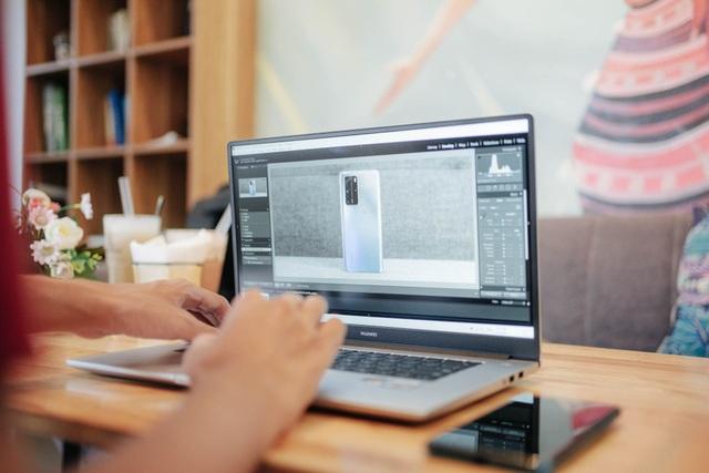 Trên tay Huawei MateBook D 15 - laptop đẹp và mạnh mẽ, giá 15,99 triệu đồng - 10