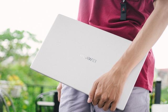 Trên tay Huawei MateBook D 15 - laptop đẹp và mạnh mẽ, giá 15,99 triệu đồng - 5