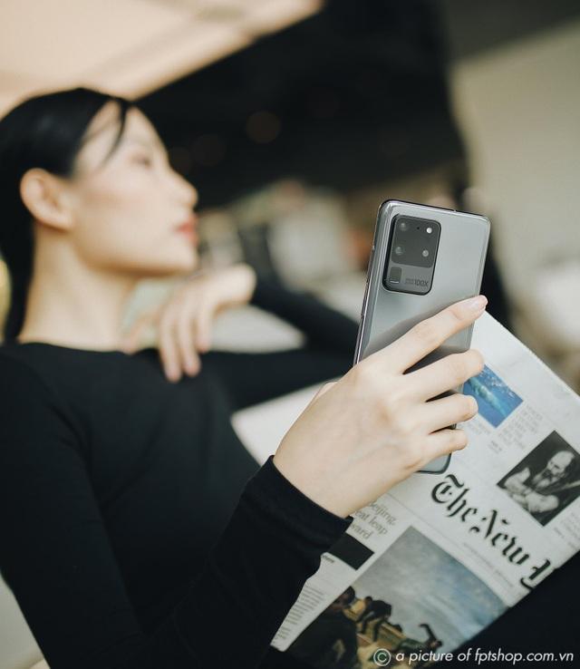 FPT Shop giảm đến 7 triệu đồng cho Galaxy S20 Series - 1