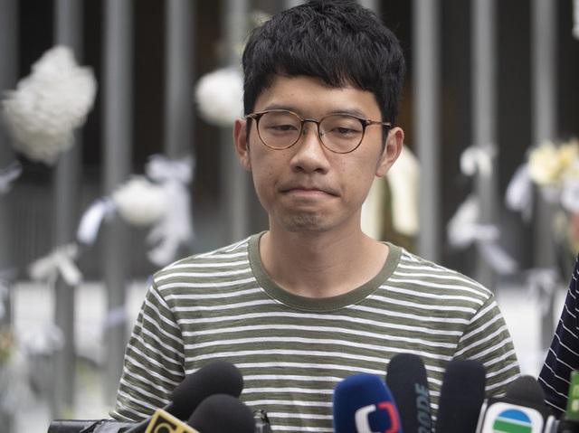 Thủ lĩnh biểu tình rời Hong Kong sau luật an ninh - 1