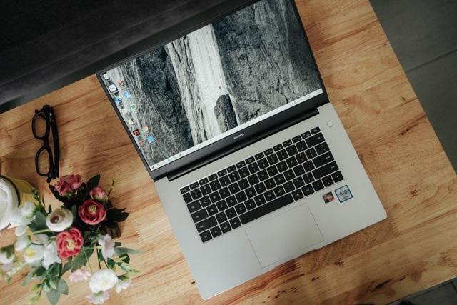 Trên tay Huawei MateBook D 15 - laptop đẹp và mạnh mẽ, giá 15,99 triệu đồng - 3