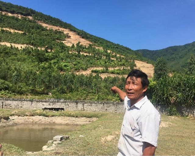 Hàng chục hộ dân thấp thỏm vì mỏ đá chuẩn bị vào khai thác tại Quảng Bình - 2