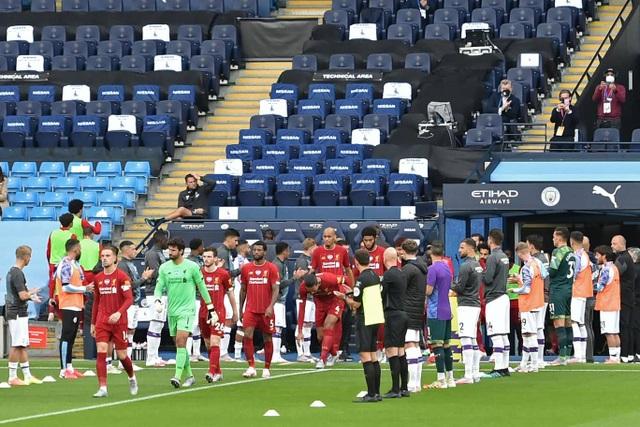 Những khoảnh khắc thất bại đắng chát của Liverpool trước Man City - 1
