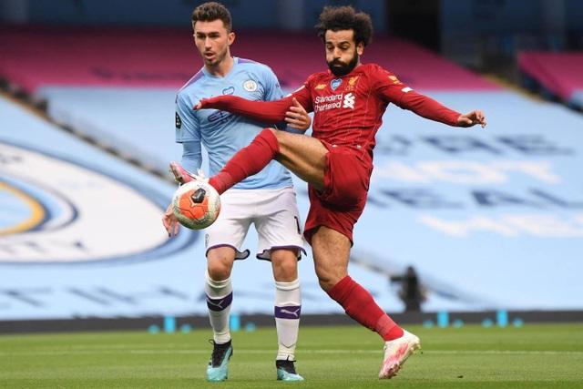 Những khoảnh khắc thất bại đắng chát của Liverpool trước Man City - 4