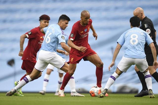 Những khoảnh khắc thất bại đắng chát của Liverpool trước Man City - 3