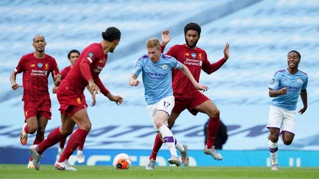 Những khoảnh khắc thất bại đắng chát của Liverpool trước Man City - 5