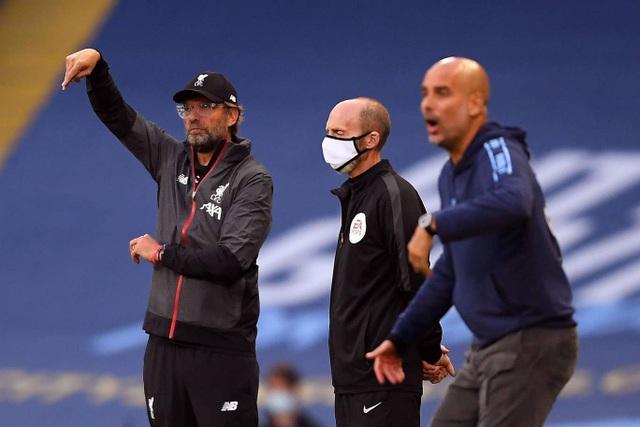 Những khoảnh khắc thất bại đắng chát của Liverpool trước Man City - 10