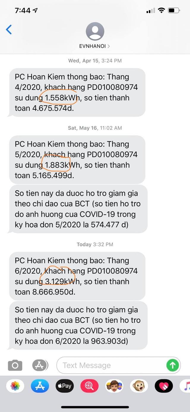 Vụ hóa đơn tiền điện tăng: Một người dân Hà Nội thuê luật sư tính kiện EVN - 1