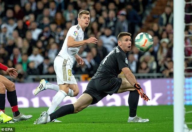 Real Madrid vững ngôi đầu bảng sau thử thách tại xứ Basque? - 2
