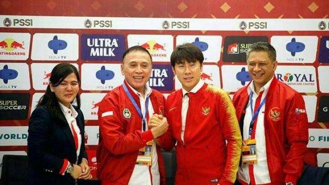 Báo Thái vui khi Indonesia khẳng định HLV Shin Tae-yong hay hơn thầy Park - 1