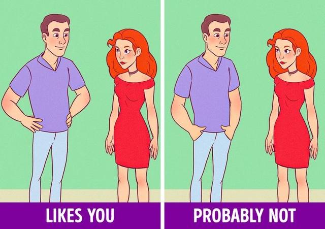 """Dấu hiệu """"người ta thích bạn"""" dù bạn không nghĩ thế - 4"""