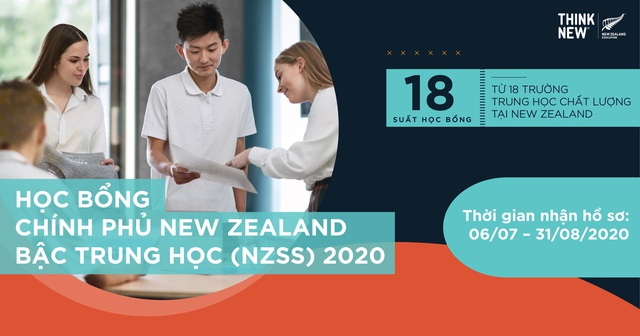 22 học sinh Việt nhận học bổng Chính phủ New Zealand bậc trung học - 1