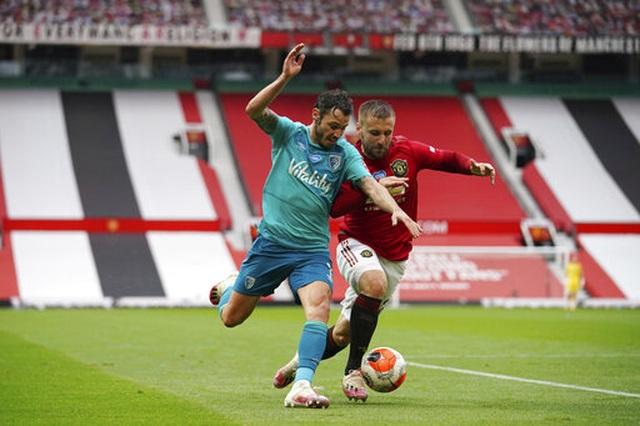 """Man Utd 5-2 Bournemouth: Hàng công """"Quỷ đỏ"""" thăng hoa rực rỡ - 3"""
