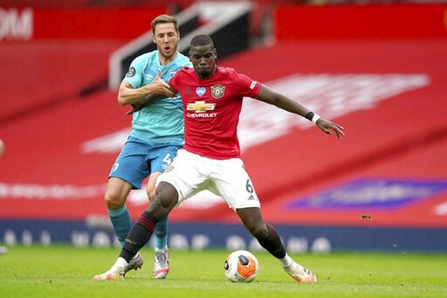 """Man Utd 5-2 Bournemouth: Hàng công """"Quỷ đỏ"""" thăng hoa rực rỡ - 4"""