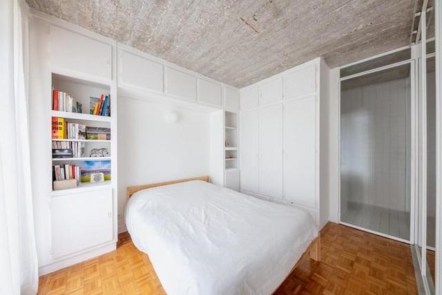 Bất ngờ: Căn hộ 42 m2 rộng gấp đôi chỉ nhờ... những tấm rèm - 6