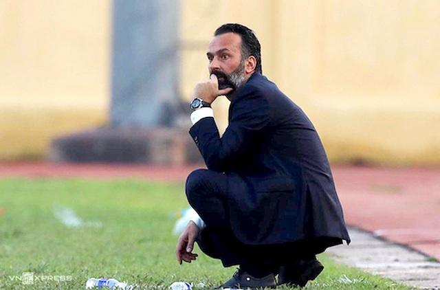 Cựu HLV người Italia doạ kiện CLB Thanh Hoá lên FIFA - 1