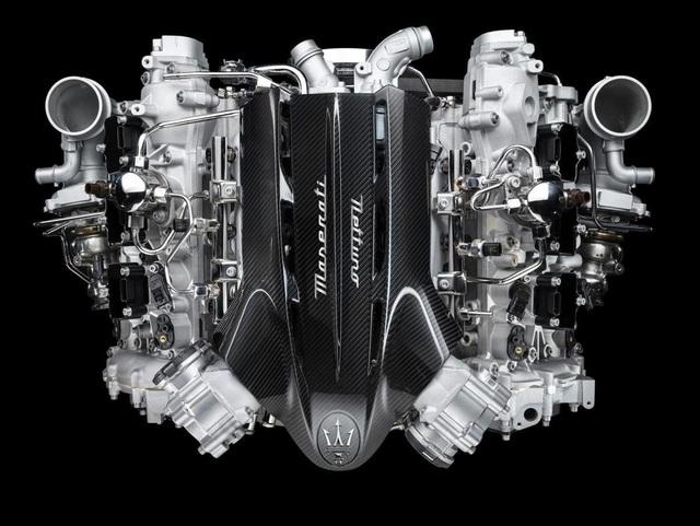 Maserati ra mắt động cơ Nettuno hoàn toàn mới - 1
