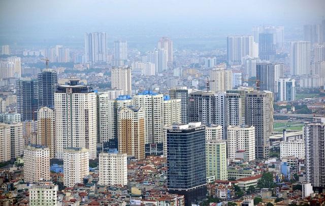 Kiến nghị không cấp phép với dự án cao tầng khu nội đô Hà Nội - 1