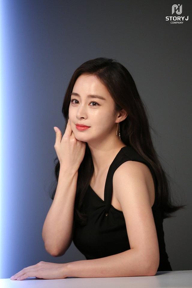 """""""Gái hai con"""" Kim Tae Hee """"đốn tim"""" cộng đồng mạng với nhan sắc ngọt ngào - 8"""