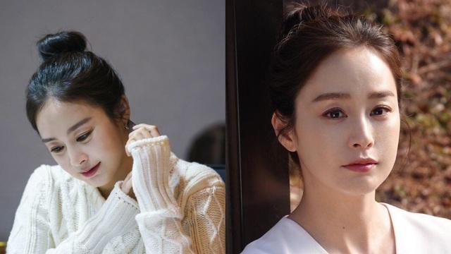 """""""Gái hai con"""" Kim Tae Hee """"đốn tim"""" cộng đồng mạng với nhan sắc ngọt ngào - 12"""
