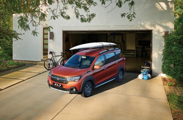 Suzuki chính thức ra mắt XL7 hoàn toàn mới: SUV 7 chỗ mạnh mẽ sẵn sàng cho khởi đầu mới - 2