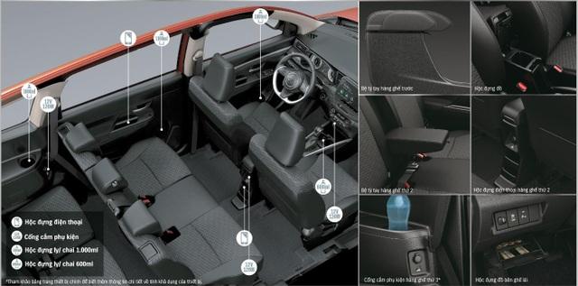 Suzuki chính thức ra mắt XL7 hoàn toàn mới: SUV 7 chỗ mạnh mẽ sẵn sàng cho khởi đầu mới - 4