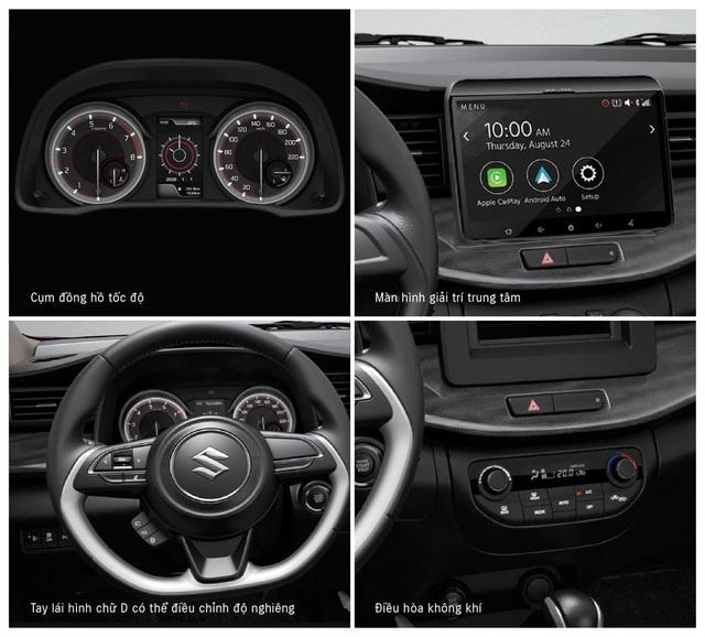 Suzuki chính thức ra mắt XL7 hoàn toàn mới: SUV 7 chỗ mạnh mẽ sẵn sàng cho khởi đầu mới - 5