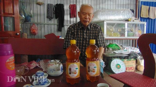 Thái Nguyên: U80 nuôi ong cho vui, ai ngờ tạo nên cả cơ nghiệp lớn - 1