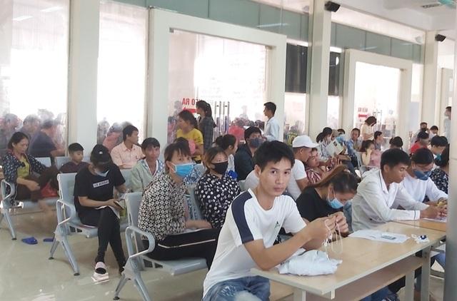 Thanh Hoá: Hơn 14.000 người lao động nộp hồ sơ hưởng trợ cấp thất nghiệp - 2